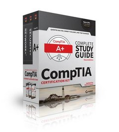 CompTIA Complete Study Guide 3 Book Set, Updated for New A+ Exams-cover