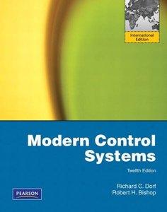 Modern Control System, 12/e (IE-Paperback)-cover