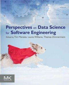 Perspectives on Data Science for Software Engineering (paperback)-cover