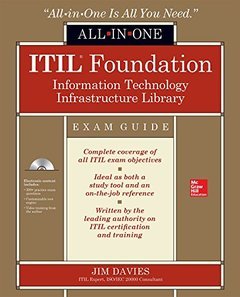 ITIL Foundation All-in-One Exam Guide-cover