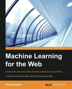 Machine Learning for the Web-cover