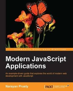 Modern JavaScript Applications-cover