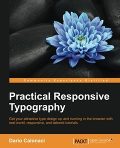 Practical Responsive Typography-cover