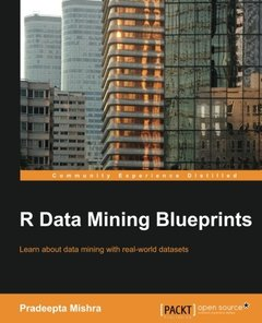 R Data Mining Blueprints-cover