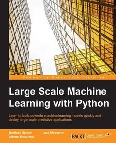 Large Scale Machine Learning with Python-cover