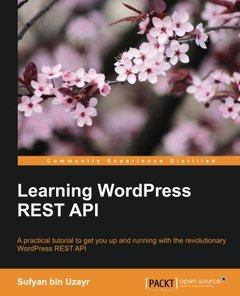 Learning WordPress REST API-cover