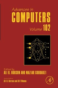 Advances in Computers, Volume 102-cover