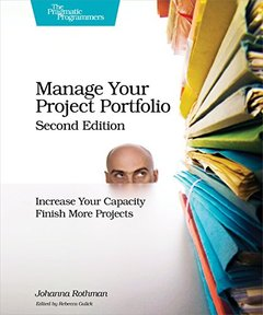 Manage Your Project Portfolio: Increase Your Capacity and Finish More Projects-cover