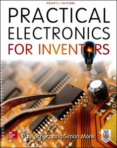 Practical Electronics for Inventors, 4/e (Paperback)-cover