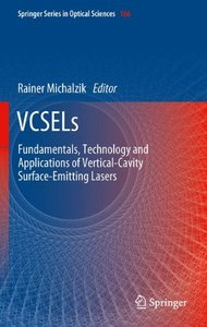 VCSELs: Fundamentals, Technology and Applications of Vertical-Cavity Surface-Emitting Lasers (Hardcover)-cover