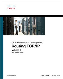 Routing TCP/IP, Volume II: CCIE Professional Development (2nd Edition)-cover