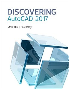 Discovering AutoCAD 2017-cover