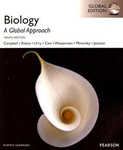 Biology: A Global Approach, 10/e (IE-Paperback)-cover