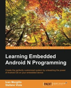 Learning Embedded Android Programming-cover