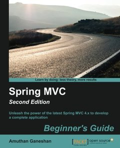 Spring MVC Beginners Guide - Second Edition-cover