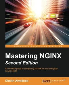 Mastering NGINX - Second Edition-cover