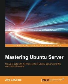 Mastering Ubuntu Server-cover
