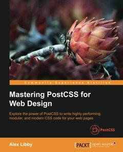 Mastering PostCSS for Web Design-cover