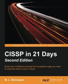 CISSP in 21 Days - Second Edition-cover