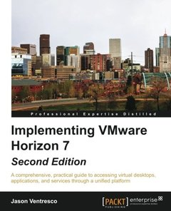 Implementing VMware Horizon 7-cover