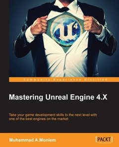 Mastering Unreal Engine 4.X-cover