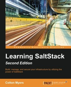 Learning SaltStack - Second Edition-cover