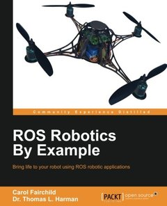 ROS Robotics By Example-cover