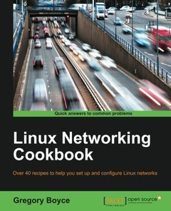 Linux Networking Cookbook-cover