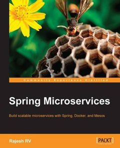 Spring Microservices-cover