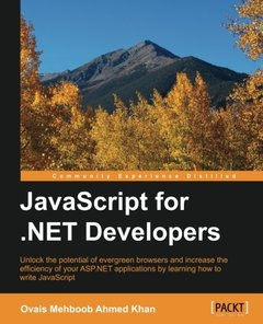 JavaScript for .NET Developers-cover