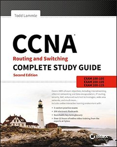 CCNA Routing and Switching Complete Study Guide: Exam 100-105, Exam 200-105, Exam 200-125-cover