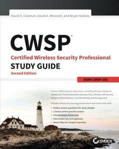 CWSP: Certified Wireless Security Professional Study Guide CWSP-205 (2/e)-cover