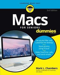 Macs For Seniors For Dummies-cover