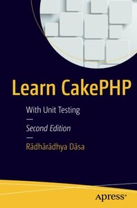 Learn CakePHP: With Unit Testing-cover