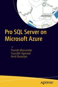 Pro SQL Server on Microsoft Azure-cover