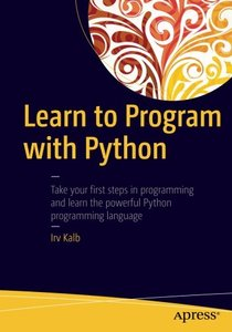Learn to Program with Python-cover