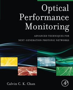 Optical Performance Monitoring: Advanced Techniques for Next-Generation Photonic Networks-cover