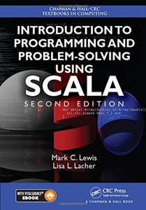Introduction to Programming and Problem-Solving Using Scala, 2/e-cover