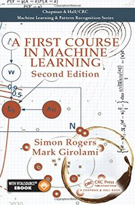 A First Course in Machine Learning, 2/e (Hardcover)-cover