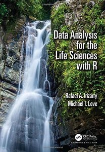 Data Analysis for the Life Sciences with R (Paperback)-cover