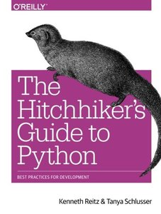 The Hitchhiker's Guide to Python: Best Practices for Development (Paperback)-cover