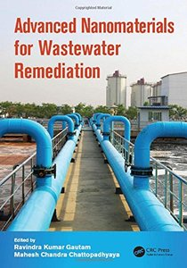 Advanced Nanomaterials for Wastewater Remediation-cover