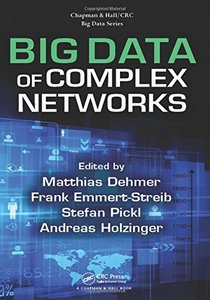 Big Data of Complex Networks-cover