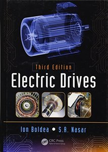 Electric Drives, Third Edition-cover