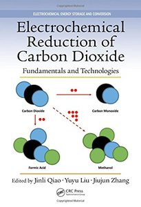 Electrochemical Reduction of Carbon Dioxide-cover