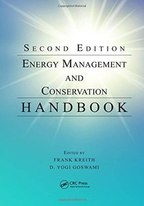 Energy Management and Conservation Handbook, Second Edition-cover
