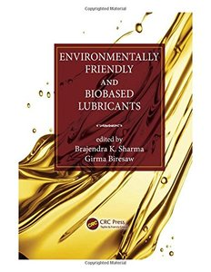 Environmentally Friendly and Biobased Lubricants-cover