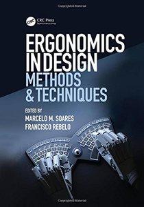 Ergonomics in Design-cover