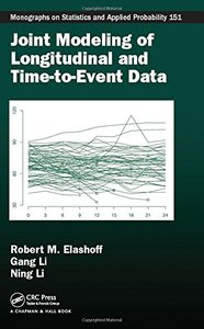 Joint Modeling of Longitudinal and Time-to-Event Data-cover