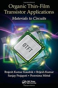 Organic Thin-Film Transistor Applications-cover